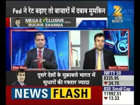 Economy analysis with chief global strategist 'Ruchir Sharma'   Part I