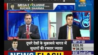 Economy analysis with chief global strategist 'Ruchir Sharma' | Part I