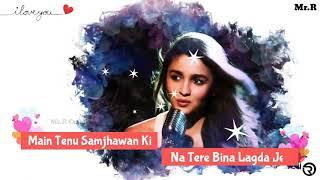 Gambar cover Main Tenu Samjhawan Ki Lyrics – Humpty Sharma Ki Dulhania | Arijit Singh, Shreya Ghoshal