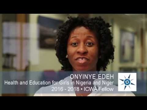Introducing Onyinye Edeh: Health and Education for Girls in Nigeria and Niger