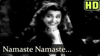 Namaste Namaste - Patanga Song - Nigar Sultana, Shyam, & Gope - C. Ramachandra