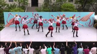 【公式】【ナダライブ!】2014年 灘校文化祭踊り場【顔's】