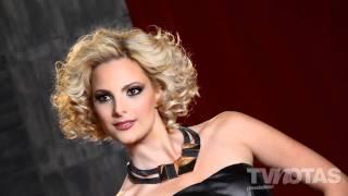 """Yanilen, la exuberante cubana ex alumna de """"La Academia 2011"""""""