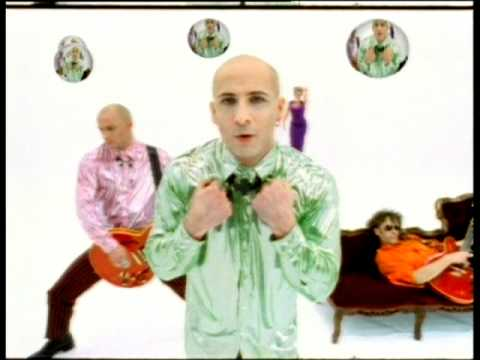 RIGHT SAID FRED - LIVING ON A DREAM | OFFICIAL MUSIC VIDEO