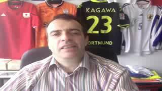 Kagawa to Manchester United!? Shimizu S-Pulse to win J.League! Japan football soccer