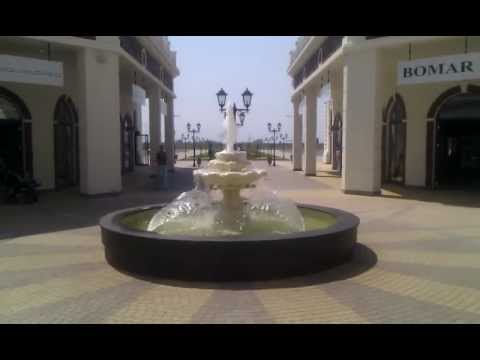 Fontana * Kruzna * Fashion Park Outlet Centar * Indjija VIDEO