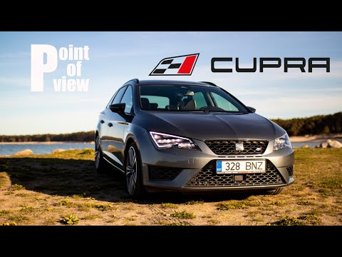 Seat Leon Cupra ST 280 - hot hatch your dog can enjoy [FULL REVIEW]