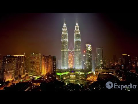 Kuala Lumpur Video Travel Guide   Expedia Asia