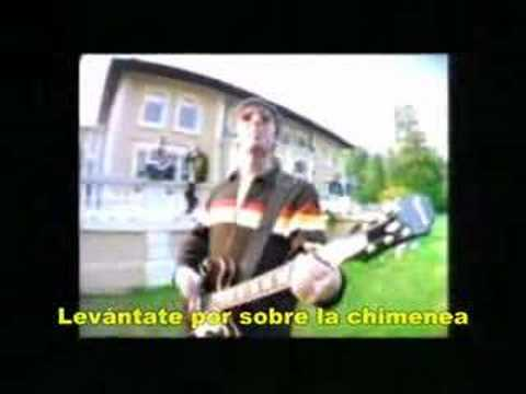 Dont Look Back In Anger Oasis Subtitulada Youtube
