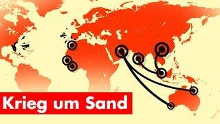 Das blutige Geschäft mit Sand