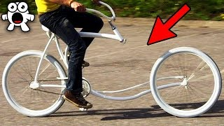 Top 30 Weirdest Bikes You Won't Believe Exist