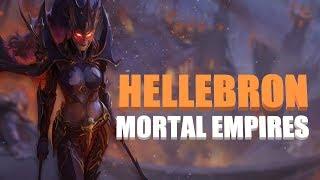 Hellebron Mortal Empires Legendary Livestream