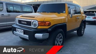 2015 Toyota FJ Cruiser - Used Car Review (Philippines)