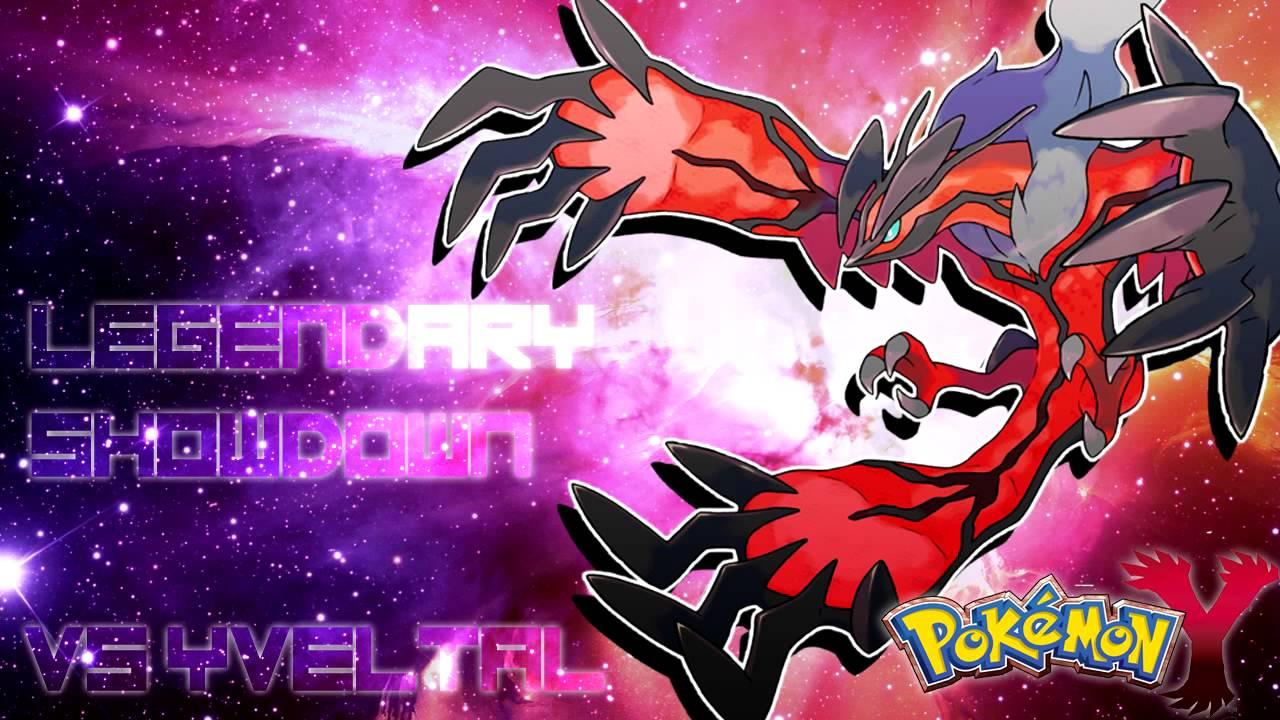 Pokemon X Y Legendary Showdown Vs Yveltal Original
