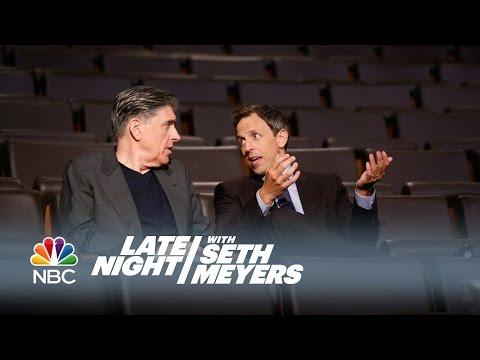 Craig Ferguson: How It Went - Late Night with Seth Meyers