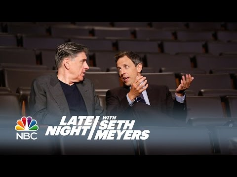 Craig Ferguson: How It Went - Late Night with Seth Meyers