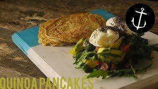 How To Make Quinoa Pancakes Bondi Harvest