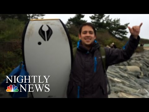 Officials On Lookout For Sharks After Deadly Cape Cod Attack | NBC Nightly News
