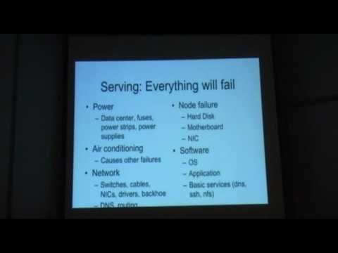 PICC10: (TALK) An overview of Google