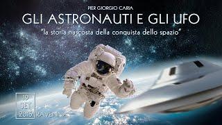 GLI #ASTRONAUTI E GLI UFO: la storia nascosta della conquista dello #spazio - RAVENNA
