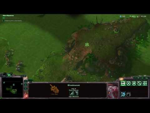 StarCraft 2: LifeForce 04 - Luria (Beta) Attempt #2 P1