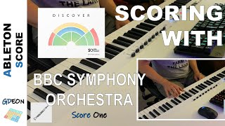 Scoring with BBC Symphony Orchestra - Score One | Keylab Essential 88 #oneorchestra