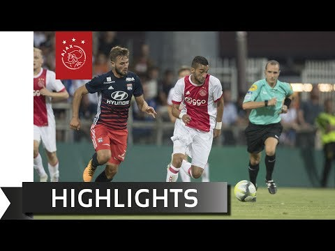 Highlights Olympique Lyon - Ajax
