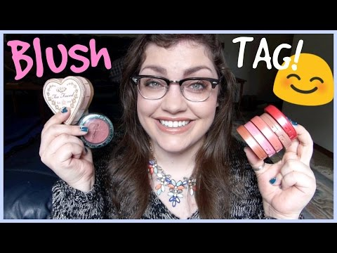 The Blush TAG!