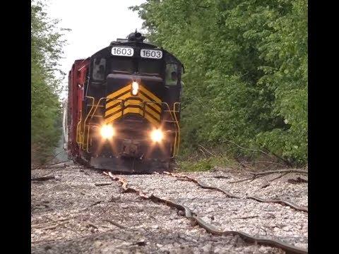 Bad Track locomotive hunting for good track