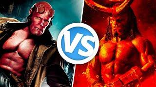 Hellboy (2004) VS Hellboy (2019) : Movie Feuds