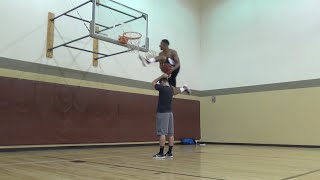 CJ and Hypeman :: Dunk Session 41 Video