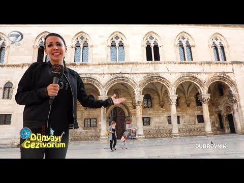 Dünyayı Geziyorum - Dubrovnik - 19 Kasım 2017