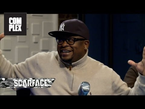 "Scarface on The Combat Jack Show Ep. 1 (Grandmother, Making of ""Mind Playing Tricks On Me"")"
