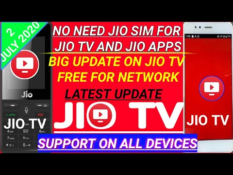 Jio TV Mod APK Latest Version Any Time Download.