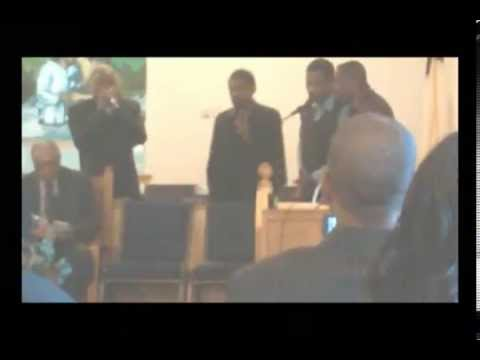 HOLLINS GOSPEL SINGERS Live at New Zion Missionary Baptist Church