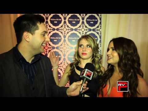 Do MTV's Faking It stars Rita Volk & Katie Stevens Have A Crush On Each Other?!