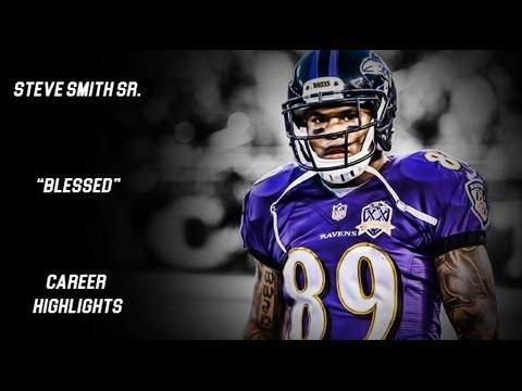 "Steve Smith Sr. || ""Blessed"" ᴴᴰ || NFL Career || Highlights ||"
