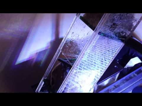 Fusion 10G InTank media basket and Chemipure blue nano
