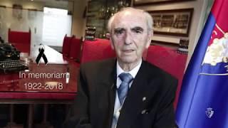 Fermín Ezcurra Esáin | 1922-2018 | In memoriam