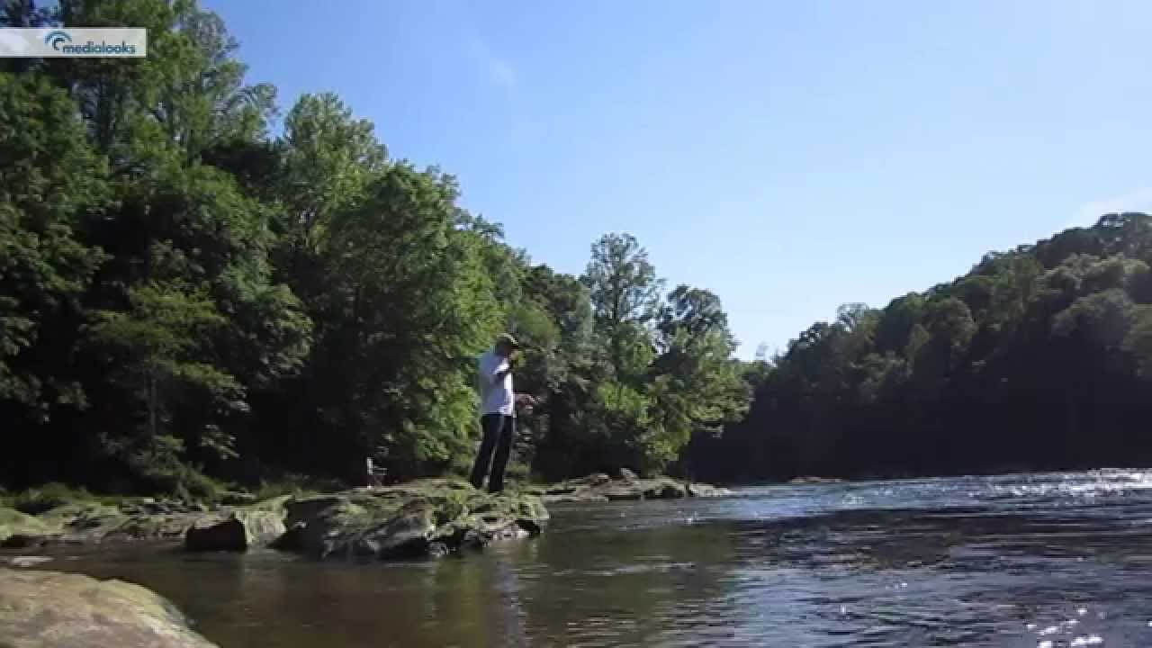 Chattahoochee river trout fishing youtube for Chattahoochee river fishing