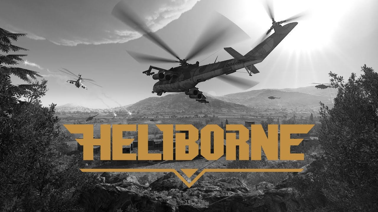 Heliborne – Helicopter combat game