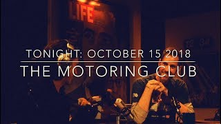 THE MOTORING CLUB - It's Tonight's Show 10.15.18 - porschelife podcast #112 ✌️❤️🤙