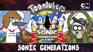 Baixar Sonic Fitness, CHORA PUGLI!!!  | Toontubers | Cartoon Network