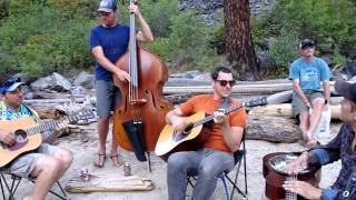 Mama Tried-Live From Camp Wilson Creek On The Middlefork Of the Salmon River.