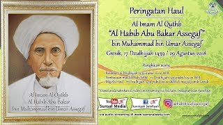 Pembacaan maulid Nabi SAW haul Habib Abu Bakar bin Muhammad Assegaf Gresik