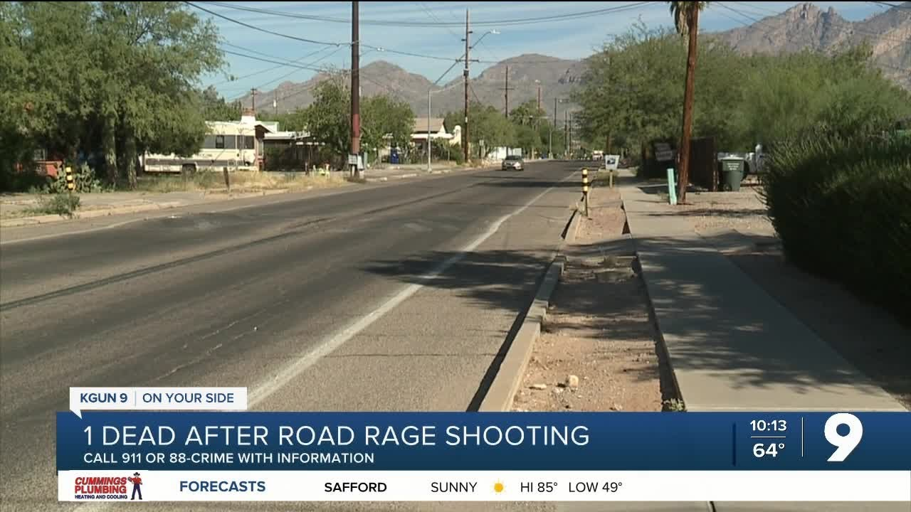 Download Police: 21-year-old woman shot, killed by motorcyclist in road rage clash