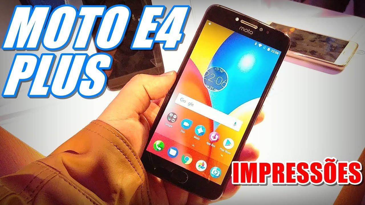9a3526843 Moto E4 Plus - Conheça as Impressões desse LANÇAMENTO da Motorola ...