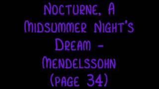 Nocturne, A Midsummer Night