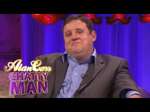 Peter Kay's Car Share Announcement! - Alan Carr: Chatty Man