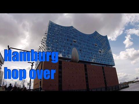 Hamburg hop over